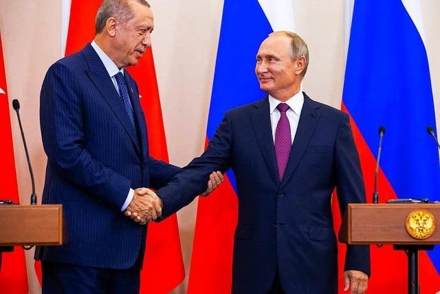 Durchbruch zwischen Russland und Türkei: Kampffreie Zone um Idlib