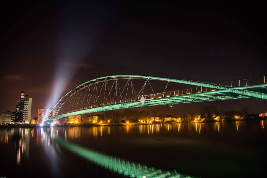 Das Siegerfoto in der Kategorie Stadt ...den (Weil am Rhein) von Ricardo Stefan  | Foto: Ricardo Stefan