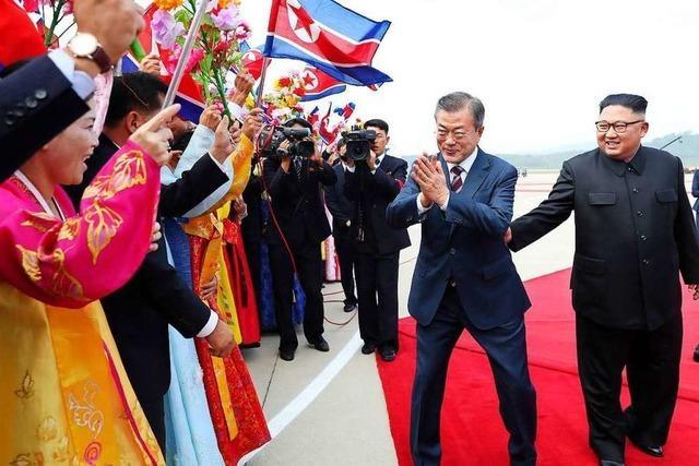 Wird die koreanische Halbinsel endlich atomwaffenfrei?