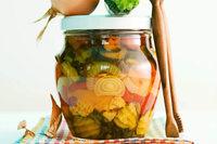 Pikante Zucchini