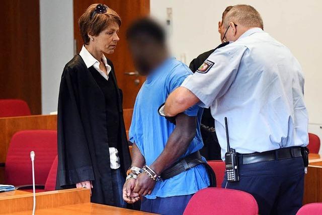 Strafe für Vergewaltiger einer Freiburgerin wird neu verhandelt