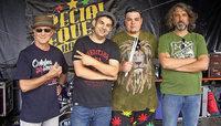 Reggae mit der Special Request Band im Schlachthof Lahr