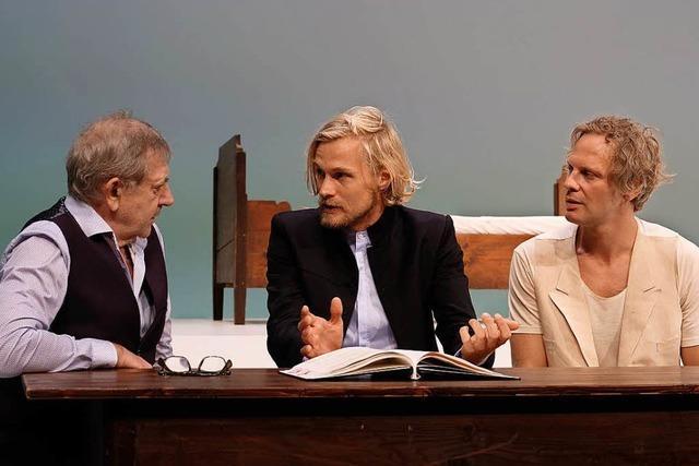Werner Düggelin inszeniert Georg Büchners
