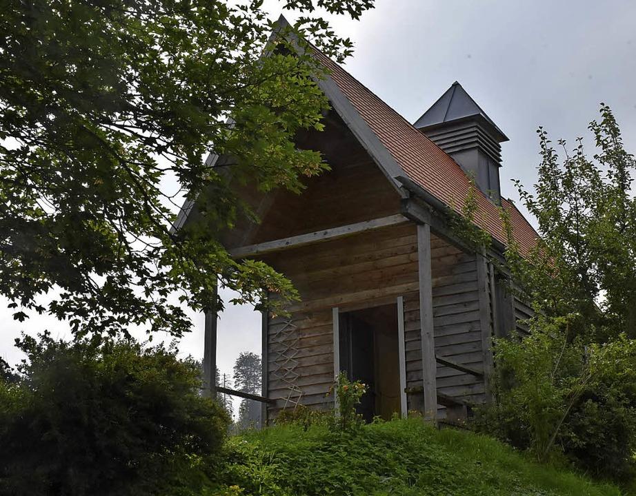 Die Johannes-Kapelle wurde 2007 gebaut.     Foto: Thomas Biniossek