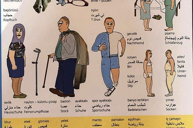 Damit Arzt und Patient sich verstehen