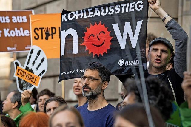 Umweltschützer: Schnell aussteigen