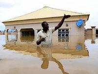 Schwere Überschwemmungen