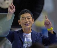 Ein Japaner will den Mond umrunden