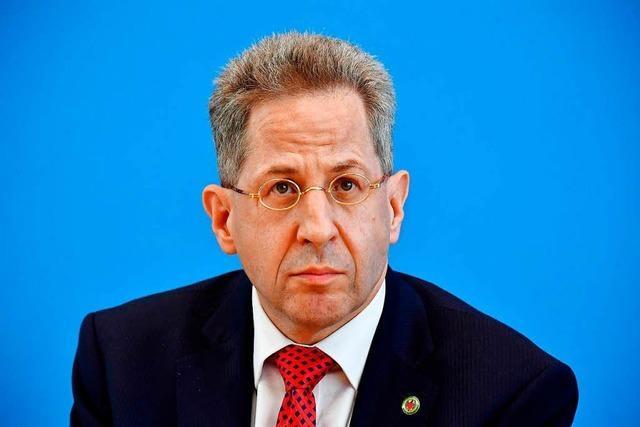 Zwei Baden-Württemberger als Maaßen-Nachfolger im Gespräch