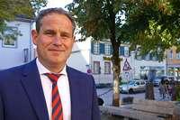 Rundgang mit Bürgermeisterkandidat Dirk Harscher