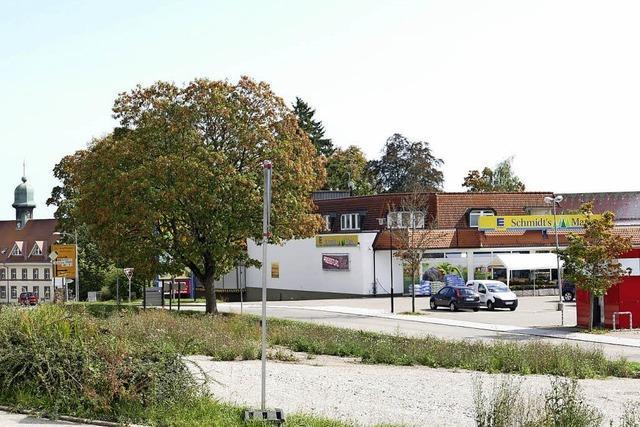 Schmidt's Markt Neubau wird jetzt konkret