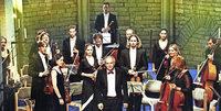 Mit dem Kammerorchester Amadé in St. Blasien