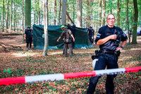 Tod von Journalist im Hambacher Forst – Regierung setzt Räumung aus