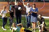 Ein Sportfest mit Harry-Potter-Flair