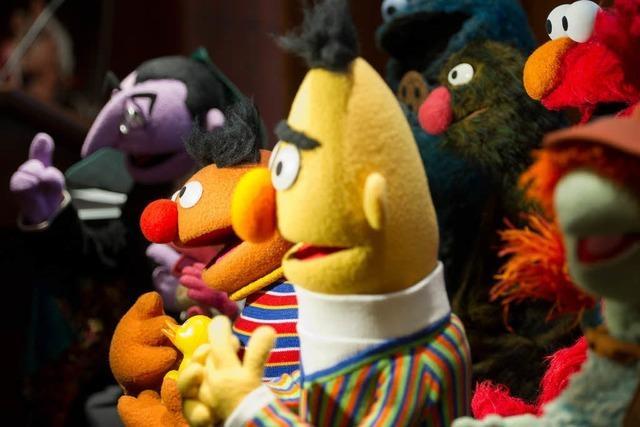 Ernie und Bert doch nicht schwul?