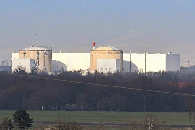 Reaktor 2 des AKW Fessenheim hat sich automatisch abgeschaltet