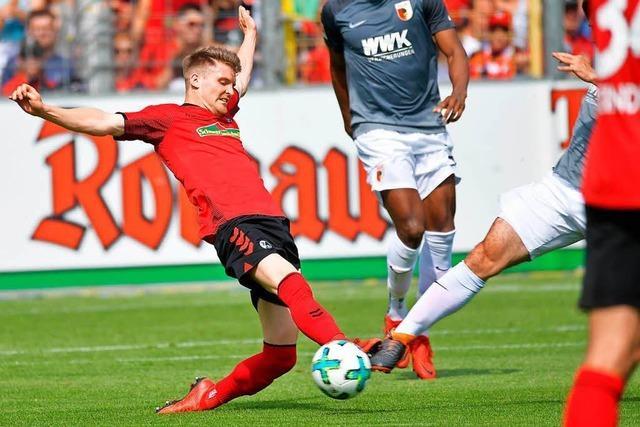SC-Trainer Christian Streich muss den Kader in Wolfsburg umstellen