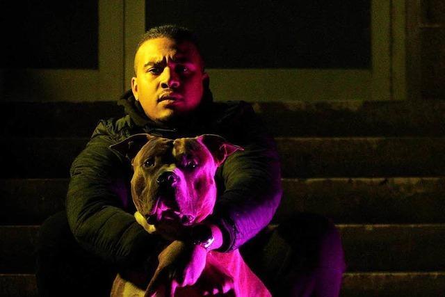 Rapper EazyOno aus dem Rieselfeld beweist mit seiner EP