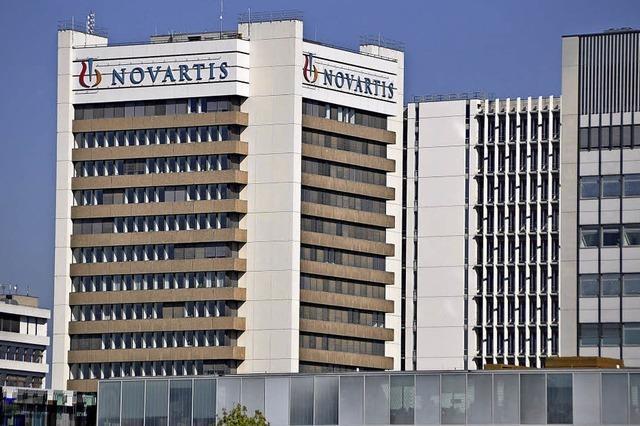 Novartis-Mitarbeiter bangen um Jobs