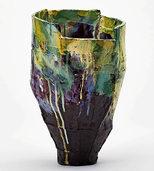 Keramikausstellunfg von Elke Sada in der Galerie Robert Keller in Kandern