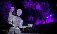 Klang- und Feuerwerksspektakel mit Sinfonietta und illuminierter Riesenpuppe Dundu