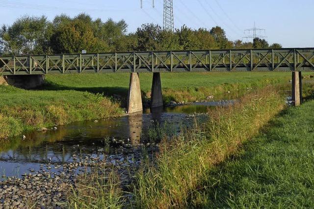 Zwei Brücken kommen weg