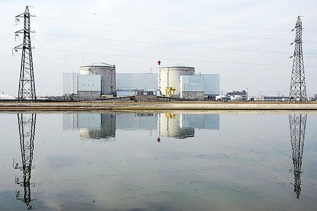 Druck im Maschinenraum führte wohl zu Abschaltung von Reaktor 2
