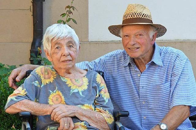 Wie Anton Kiefer aus Vogtsburg seine demenzkranke Frau pflegt