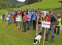 Auf Tour mit Naturführern