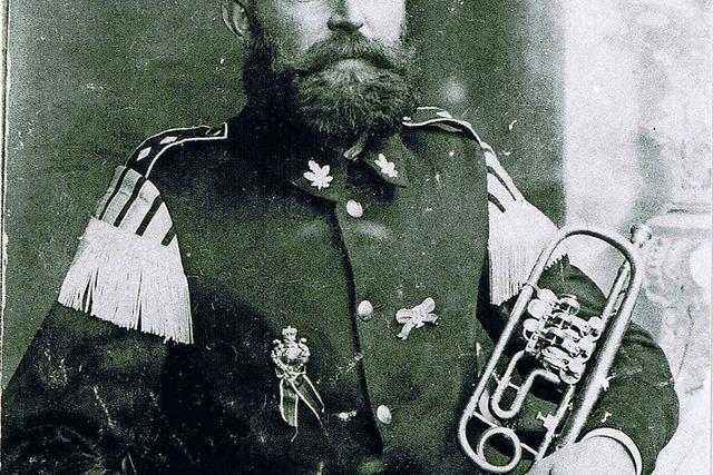 Späte Ehre für Heinrich Burgert