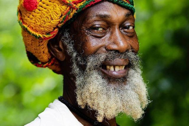 Rastafari auf Jamaika nehmen das Leben, wie es kommt