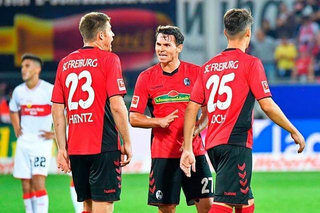 Der SC muss in Wolfsburg ein schwieriges Match antreten