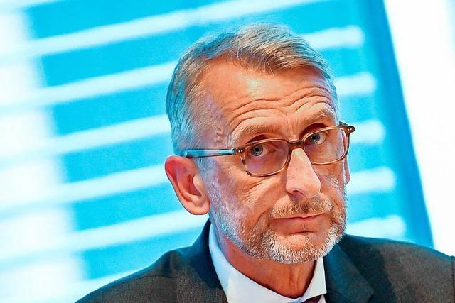 Bundestagsabgeordneter Armin Schuster: