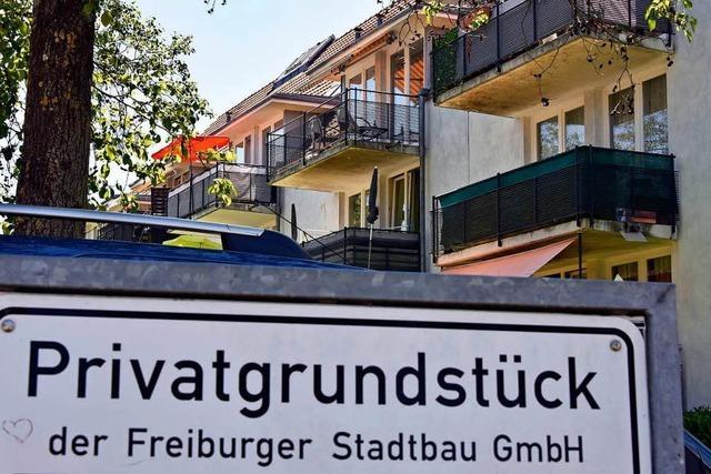 Freiburger Rathaus will mehr Grundstücke kaufen und weniger verkaufen