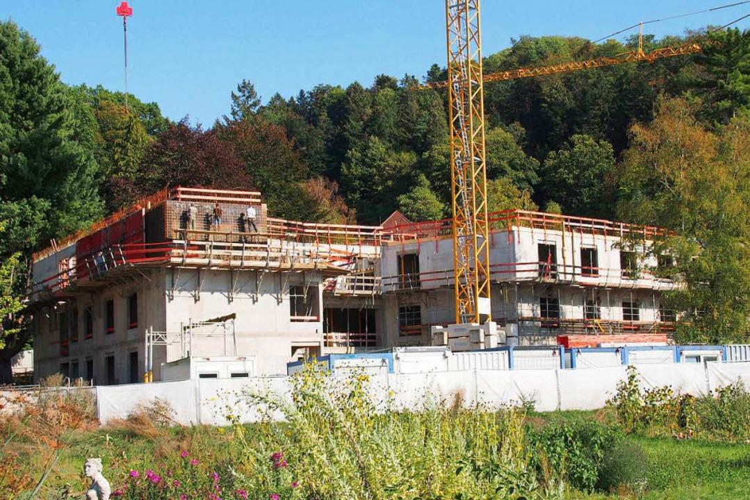 17 Millionen Euro soll der Neubau kosten.  | Foto: Markus Donner