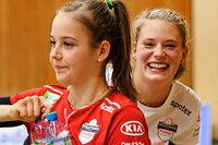 Offenburger Volleyballerinnen meistern zweite Prüfung souverän