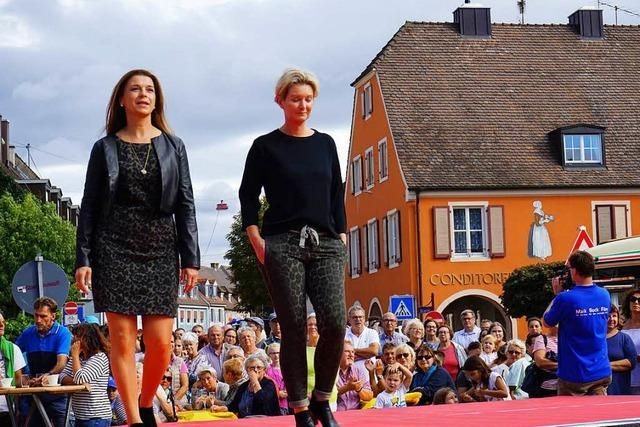 Fotos: Verkaufsoffener Sonntag in Breisach