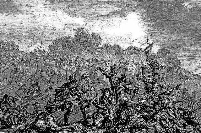 Geroldsecker kämpften um Straßburg