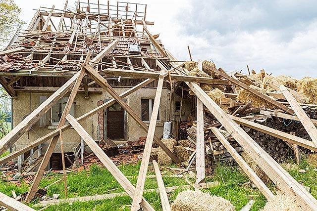 Versicherungen für Wohngebäude werden durch Klimawandel teurer