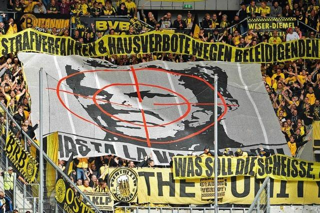 Hoffenheim spricht nach Eklat bei BVB-Spiel von Mordaufruf gegen Hopp