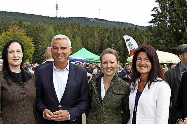 Touristisches Leuchtturmprojekt für Sasbachwalden