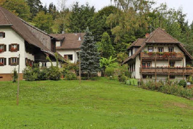 Von Hof zu Hof im Kohlenbachtal