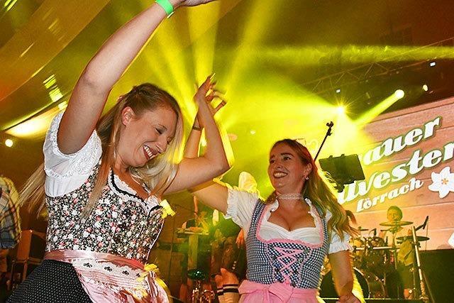 So feiern die Menschen im Kreis Lörrach Oktoberfeste