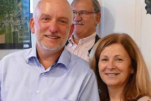 Axel Moick freut sich auf eine neue achtjährige Amtszeit