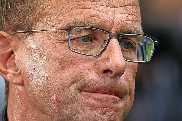 Leipzigs Kicker wachen in Hälfte zwei auf