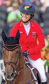 Simone Blum wird Weltmeisterin