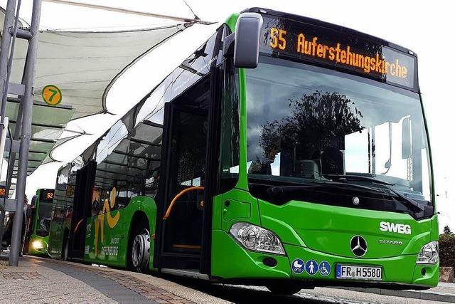 Noch hakt es beim neuen Konzept der Stadtbusse