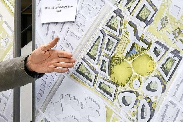 Im neuen Stühlinger-Stadtteil sind bis zu 1000 Wohnungen möglich