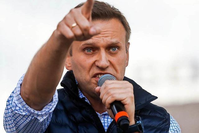 Kreml-Kritiker Nawalny erneut festgenommen – direkt nach Haftentlassung