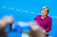 Merkel räumt Fehler bei der Personalentscheidung Maaßen ein